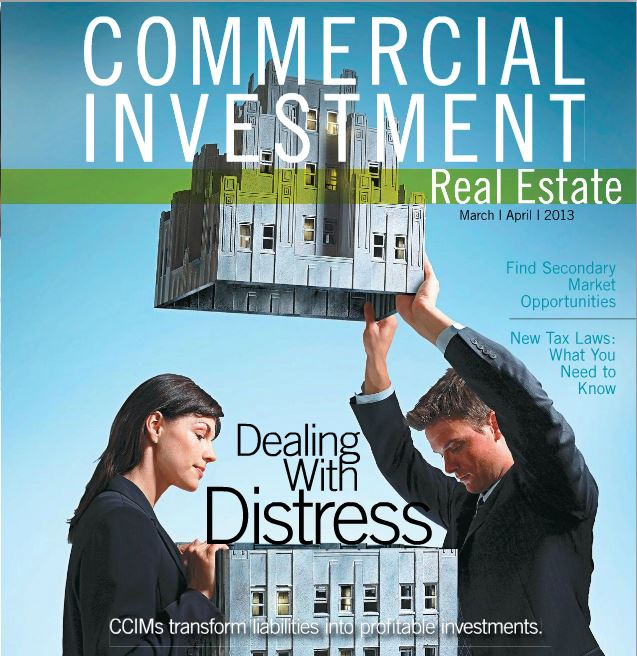 Commercial Quotes Cool Commercial Investment Real Estate Magazine Quotes Mccullough  Nai